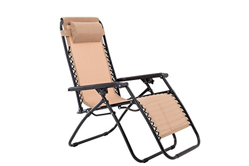 Zero Gravity Chair-Beige