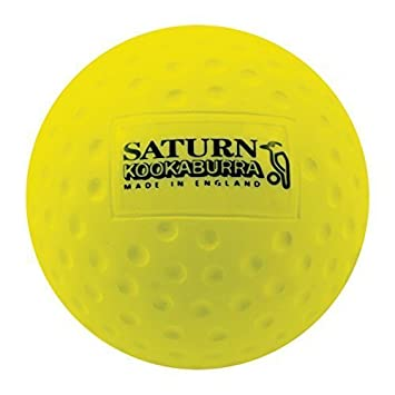 Kookaburra Saturne Fossette Balle De Hockey PVC Balle d'Entraînement entraînement Balles Paquet De 2