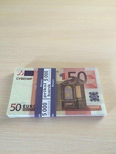 Fake Poker Money Banknotes Bills product image