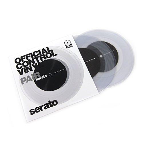 - Serato: Performance Series Control Vinyl 2x7