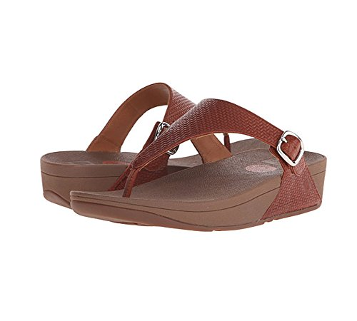 Mujer Para Chanclas The Marrón Skinny tan Fitflop OS8qIW