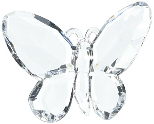 Abbot Collection Acrylic Butterfly Figurine