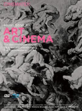 Art & Cinema - Henri Storck - The Documentaries on Art (6 Films) ( Le monde de Paul Delvaux / Réunion d'artistes / Rubens / La fenêtre ouverte / Paul Delvaux ou [ Blu-Ray, Reg.A/B/C Import - Belgium ]