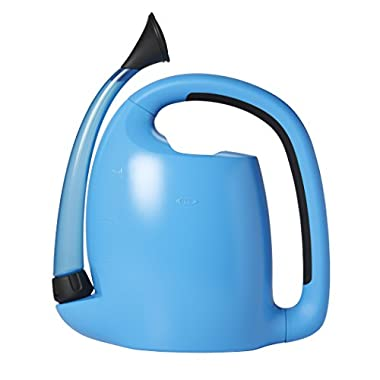 OXO Good Grips Outdoor Pour & Store Watering Can 8L , Blue