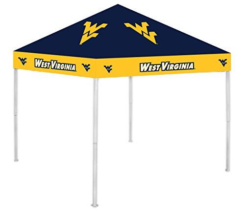 Rivalry NCAA West Virginia Mountaineers Canopy