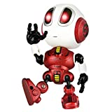 Recording Talking Robot for Boys Toddlers Infant Kids, Talking Robot for Toddlers Kids Christmas Birthday Presents Gifts for 3-12 Year Old Boys Toy Age 3-12 Red TSUSTR03