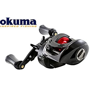 Okuma Ceymar LP C-266WLX 6+1bb Left Hand Baitcaster Reel