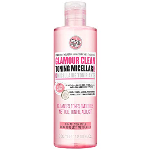Soap & Glory Glamour Clean 5-in-1 Magnetizing Micellar Make Up Remover 11.8oz, pack of 1
