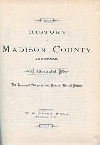 History of Madison County, Illinois