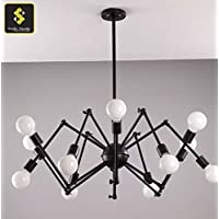 Creative Furniture Decoration Chandelier, Spider Shape