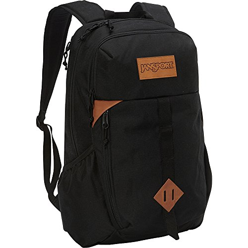 Jansport Hydration Pack - JanSport Hawk Ridge Laptop Backpack (Black)