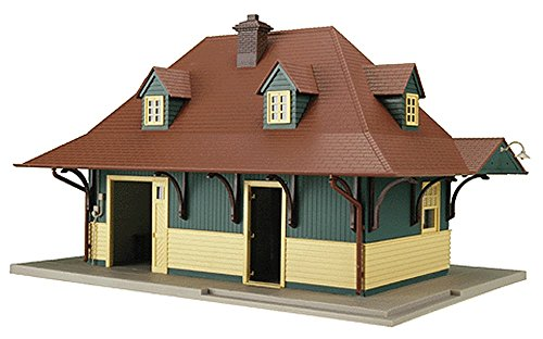 Atlas O Scale Built-Up Passenger Station