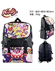 Kirby Group Double Strap 18 Full Size Backpack