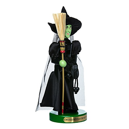 Kurt Adler Wizard of Oz Wicked Witch Nutcracker, 11