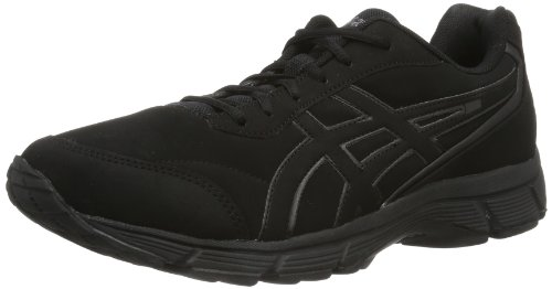 Asics GEL-MISSION, Damen Walkingschuhe, Schwarz (BLACK/ONYX/CHARCOAL 9099), 41.5 EU (8.5 Damen UK)