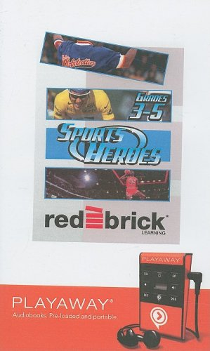 Sports Heroes Collection Grades 3 - 5: Library Edition (Red Brick Learning)