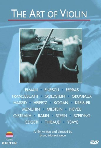 DVD : David Oistrakh - The Art Of Violin (DVD)