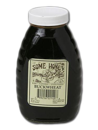 UPC 799256221498, Some Honey Buckwheat, 16-Ounce Bottles (Pack of 4)