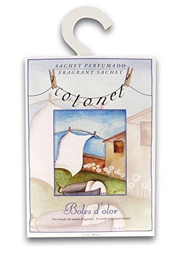 FRAGRANT SACHET BOLES OLOR COTTON PACK 4 PIECES Fragrant Sachet