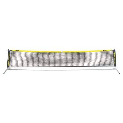 Driveway Tennis Net (Gamma First Set Jr. Net (18 Foot, Black/Yellow))