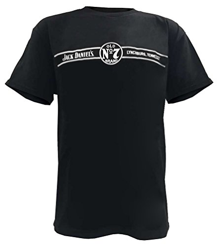 Jack Daniels Lynchburg Tennessee Old No. 7 T-Shirt for sale  Delivered anywhere in USA