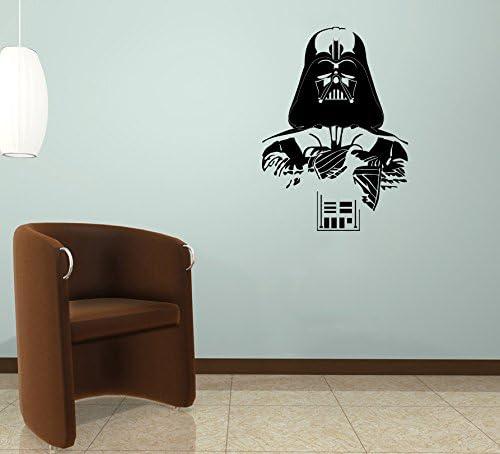 2 options Darth.Vader Vinyl Sticker Lot