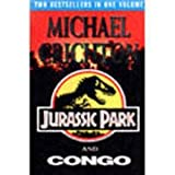 Front cover for the book Congo / Jurassic Park by Michael Crichton