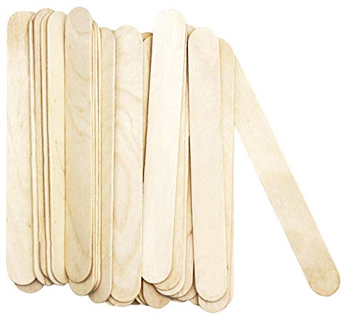 - Natural Jumbo Craft Sticks 8
