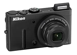"Nikon Coolpix P310 - Cámara compacta de 16.1 Mp (pantalla de 3"", zoom óptico 4.2x, estabilizador de imagen), negro"