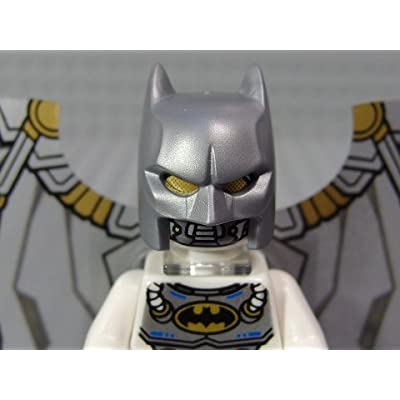 LEGO Minifig Super Heroes_146 Space Batman_A: Toys & Games