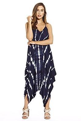 Riviera Sun Harem Jumpsuit/Jumpsuits for Women/Romper