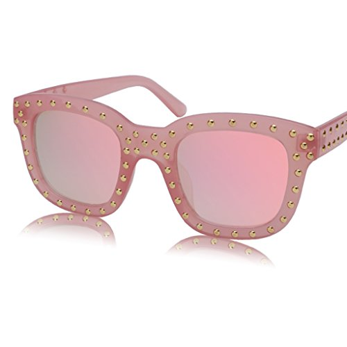 de Square de Gafas amp;Gafas sol Paragraph sol Gafas LYM The With amp; Gafas de Color Star protecciónn C sol A Rivet Gafas de npYTE7Txqw