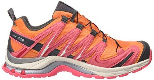 Madder Scarpe Trail L37919700 Orange Donna Salomon Feeling Grey Arancione da Light Running qPaw5