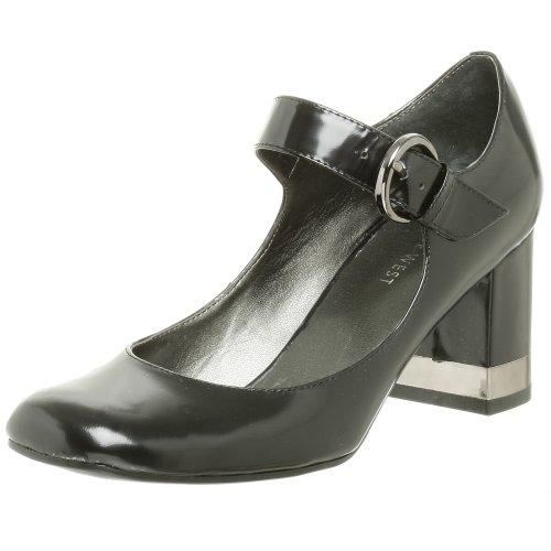 Nine West - Zapatos de vestir para mujer negro