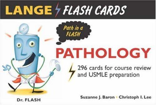 Lange FlashCards Pathology (LANGE Basic Science)