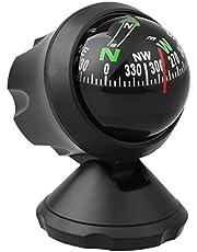 SANON Auto Kompas Inclinometer Auto Gids Bal Hoek Helling Niveau Meter Finder Tool Balancer Meetapparatuur Voor Auto Voertuig Zee Marine Boot Schip Buiten Reis
