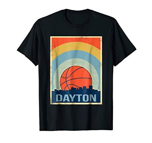 Vintage Dayton Basketball Shirt