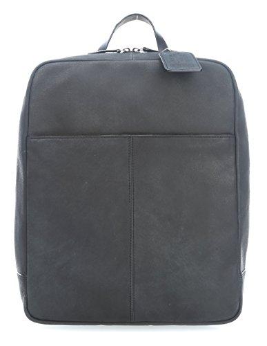 Leonhard Heyden Hudson 14 Laptop-Rucksack schwarz XynhQho