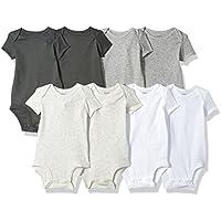 Carter's Baby 8 Pack Short-Sleeve Bodysuits
