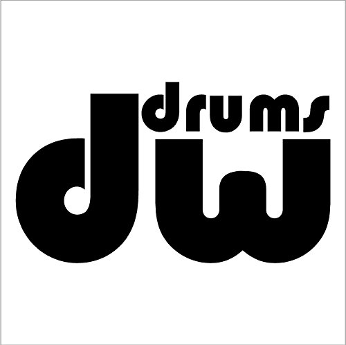 drums window decal - 1