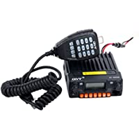 YaeTek QYT KT-8900R Tri-Band UHF VHF 25W Car/Trunk Ham Mobile Transceiver Two Way Radio