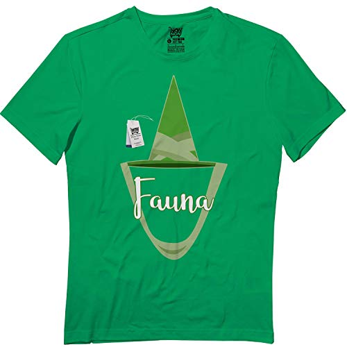 Floss Boss Store Fauna Halloween 3-Good-Fairies Outfit Pajamas Costume T Shirt Irish Green -