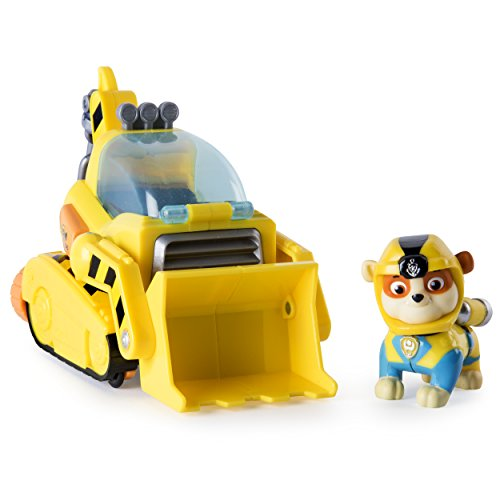 Paw Patrol - Rubble's Transforming Sea Patrol Vehicle