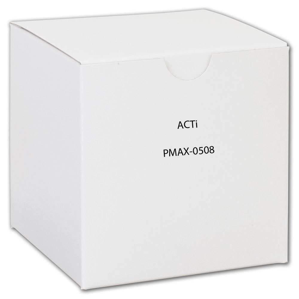 第一ネット Acti pmax-0508ポールマウントのpmax-0203 to、pmax-0204、pmax-0205