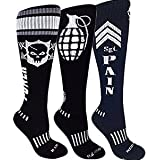 MOXY Socks Knee-High Popular Pack