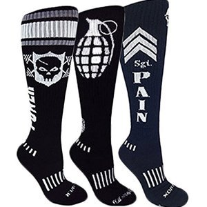 MOXY Socks Knee-High Popular Pack