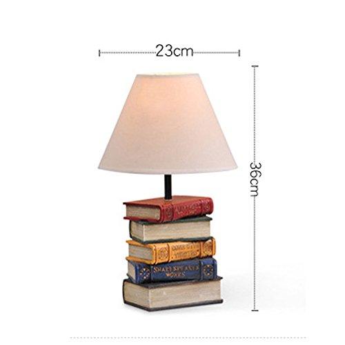 Table Lxsehn Style Lampe De Chambre Enfants Européen Créatifs Rétro D9EHIW2