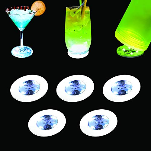 Light Up Coasters Led in US - 7