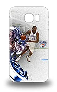 Galaxy Snap On Hard 3D PC Case Cover NBA Oklahoma City Thunder Kevin Durant #35 Protector For Galaxy S6 ( Custom Picture iPhone 6, iPhone 6 PLUS, iPhone 5, iPhone 5S, iPhone 5C, iPhone 4, iPhone 4S,Galaxy S6,Galaxy S5,Galaxy S4,Galaxy S3,Note 3,iPad Mini-Mini 2,iPad Air )