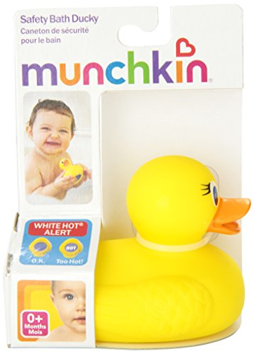 Munchkin White Hot Safety Bath Ducky In The UAE See Prices Reviews And Buy